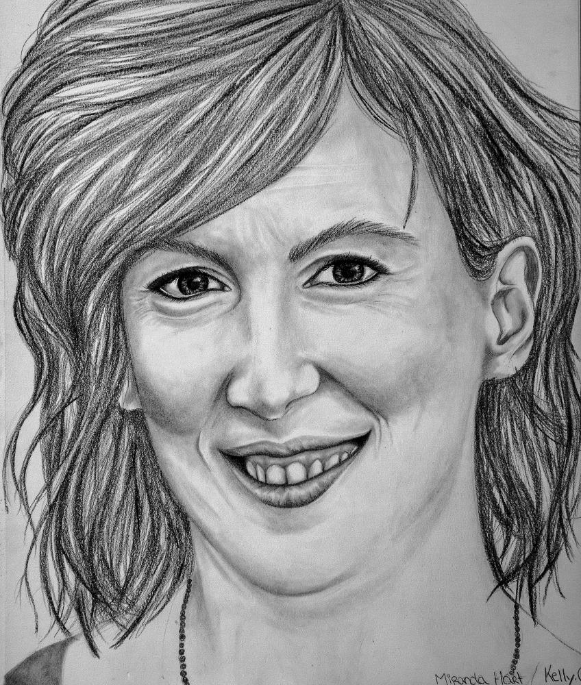 Miranda Hart by Kelly.C